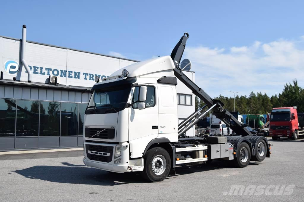 Volvo FH540 6x2 Koukkulaite