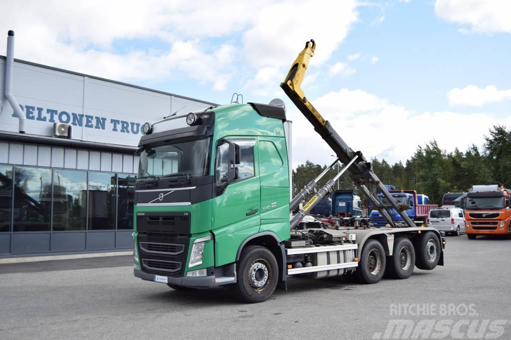 Volvo FH540 8x4 Euro 6