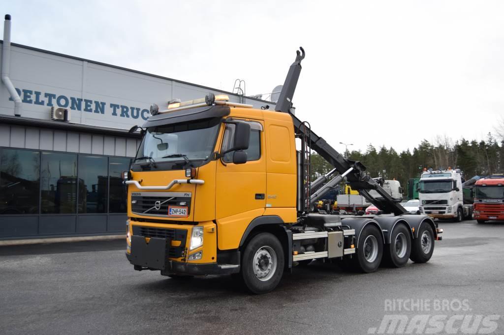 Volvo FH540 8x4 Tridem