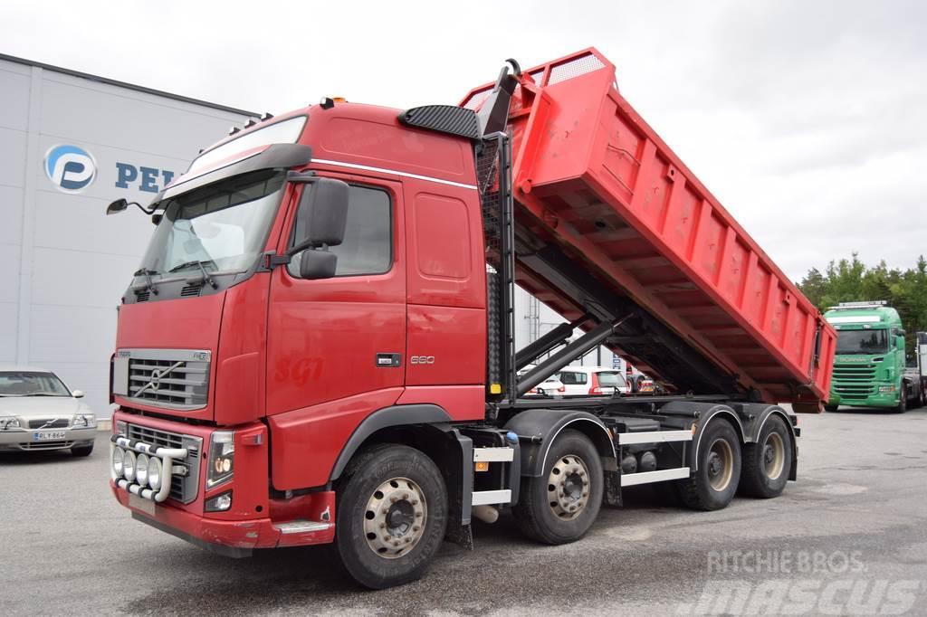 Volvo FH660 8x4 JOAB