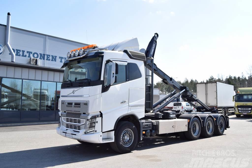Volvo FH750 8x4 Tridem