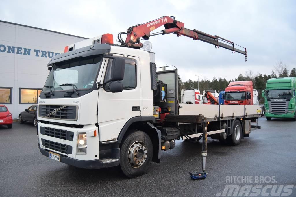 Volvo FM300 4x2 HUUTOKAUPATAAN