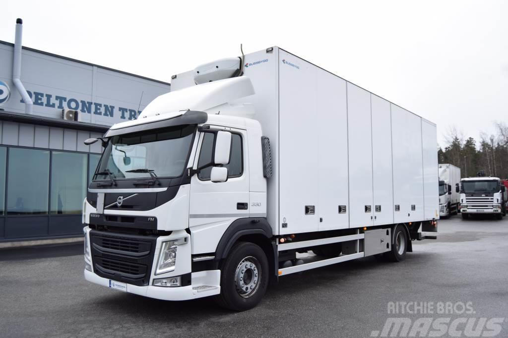 Volvo FM330 4x2 8,5m x 2,8m