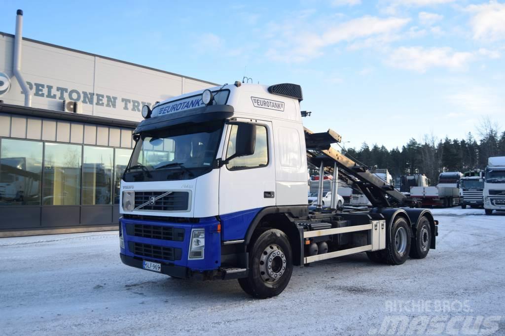 Volvo FM420 6x2 Vaijerilaitteilla