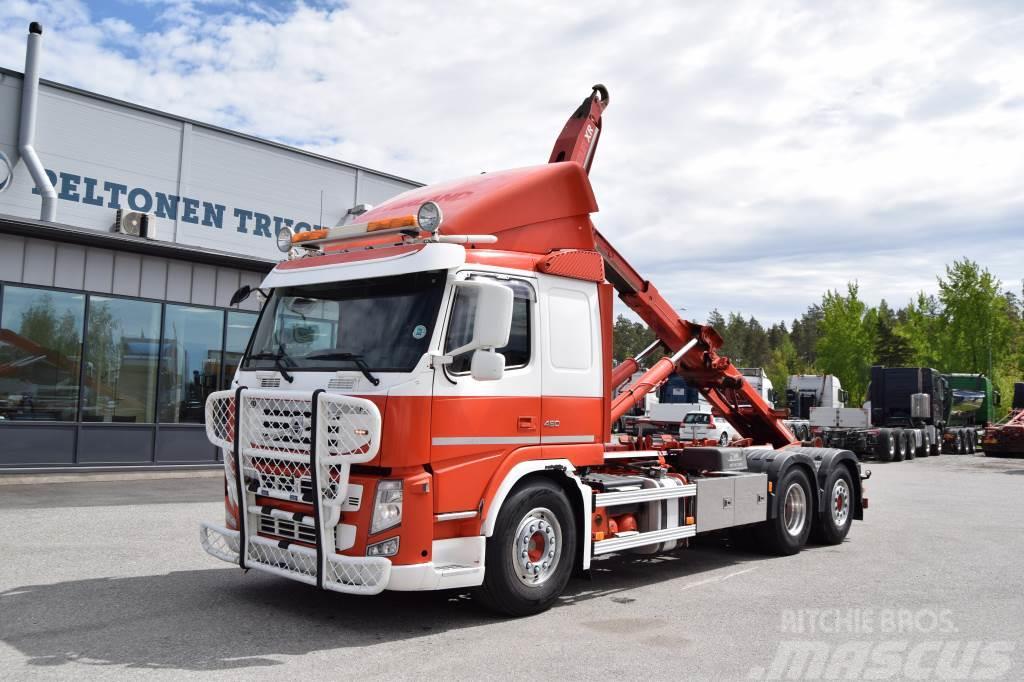 Volvo FM450 6x2 Multilift