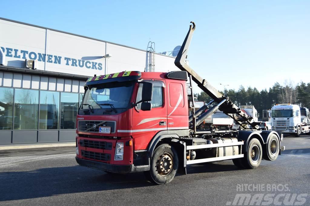 Volvo FM460 6x2 AJK 20t