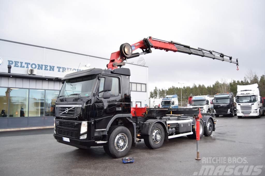 Volvo FM460 8x2 HMF3220
