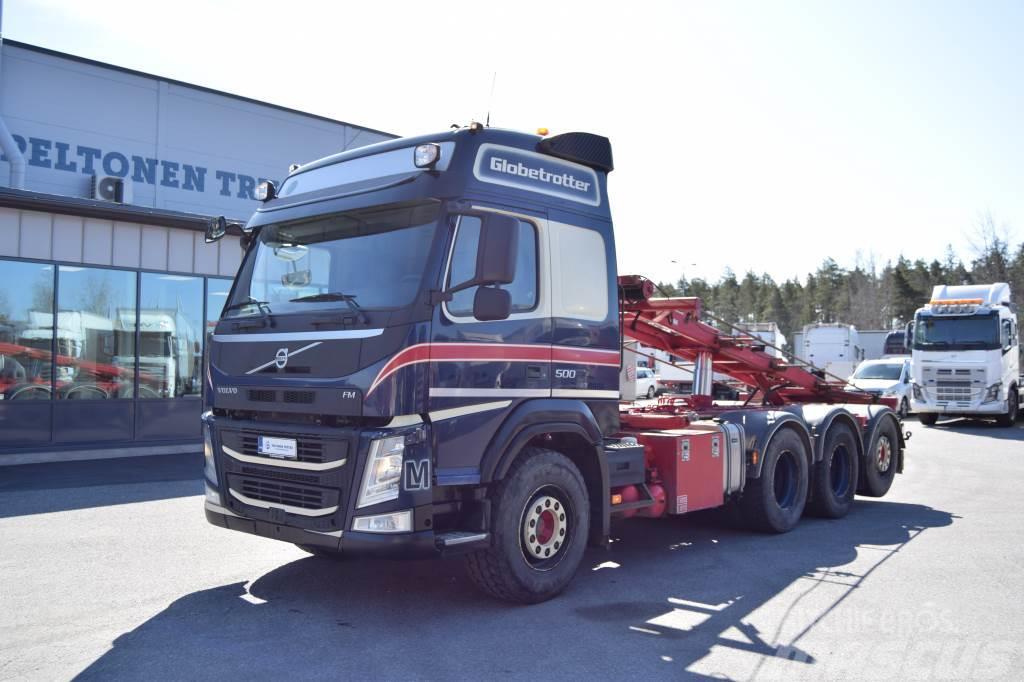 Volvo FM500 8x4 Euro 6