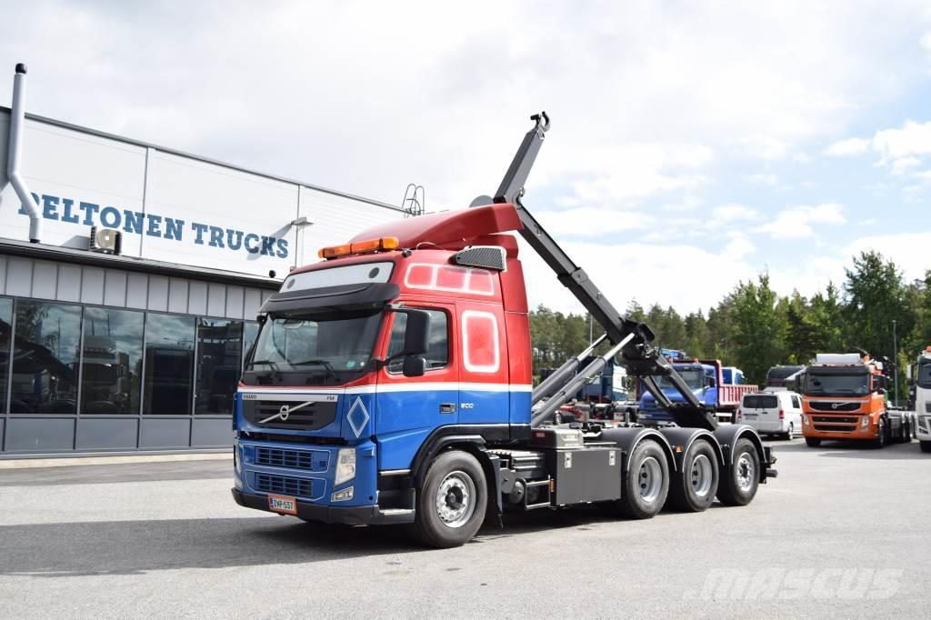 Volvo FM500 8x4 Tridem