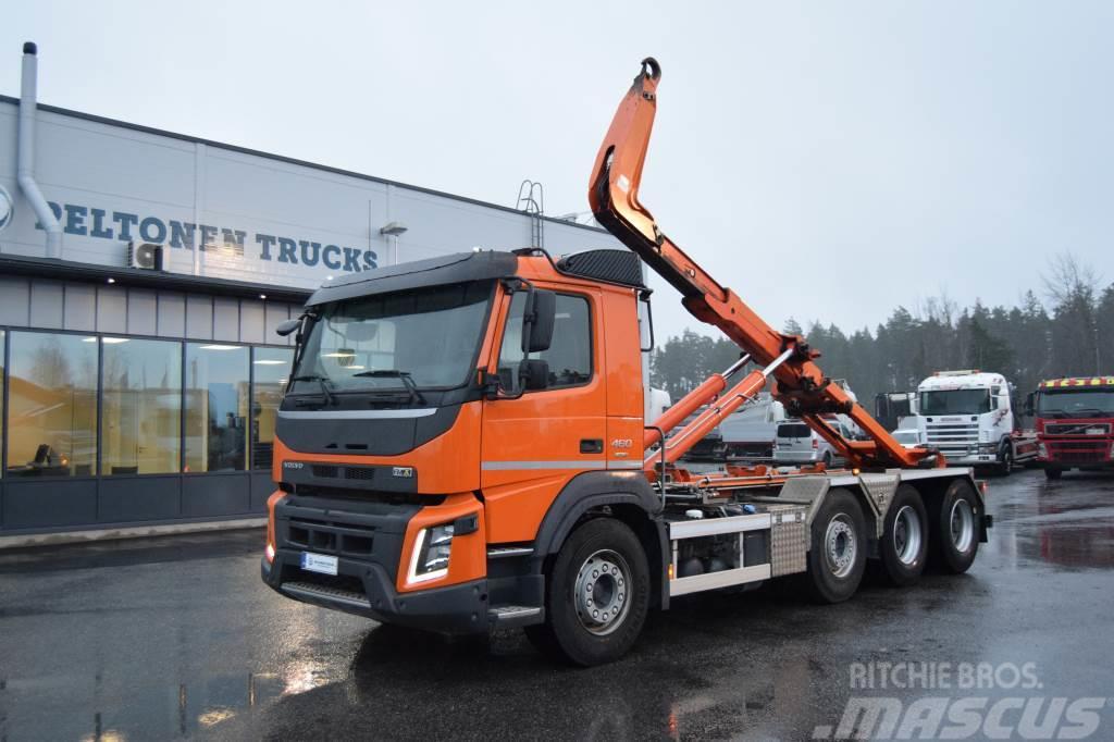 Volvo FMX460 8x4 26T Multilift
