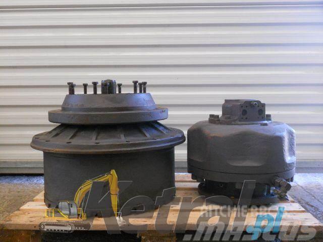 CASE Przekładnia jazdy z hydromotorem - zwolnica Case P