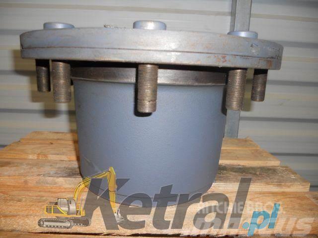 CASE Układ rotacyjny hydromotoru Case CK 25