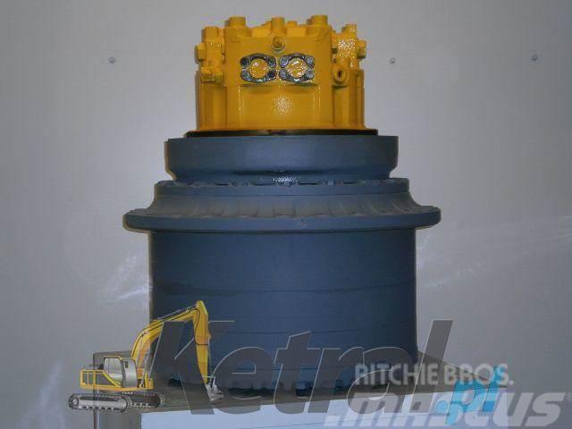 Komatsu Przekładnia jazdy z hydromotorem - zwolnica Komats