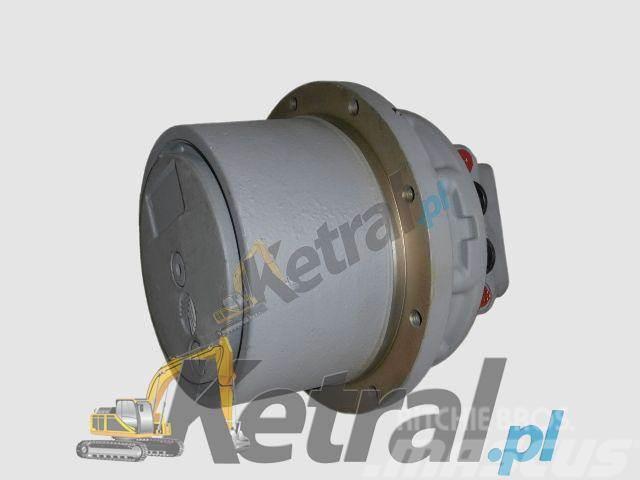 Kubota Przekładnia jazdy z hydromotorem Kubota KX 121
