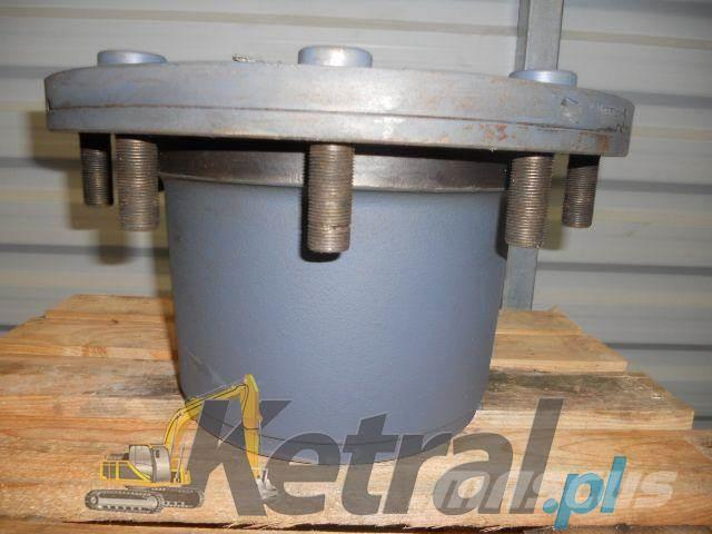 Kubota Uszczelnienie hydromotoru Kubota KX 121