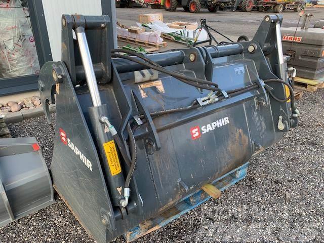 Saphir GS 18 - Greifschaufel