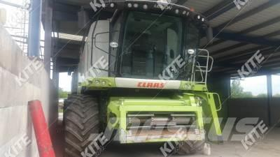 Claas 660 4WD