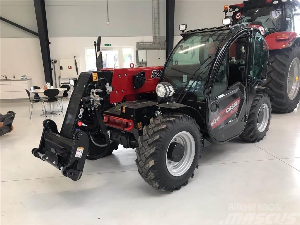 Case IH Farmlift 526 Står i Karlslunde Sjælland