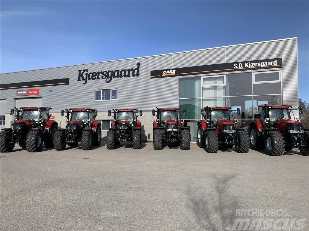 Case IH Puma 240 CVX Stort lager af nye Case IH Traktorer