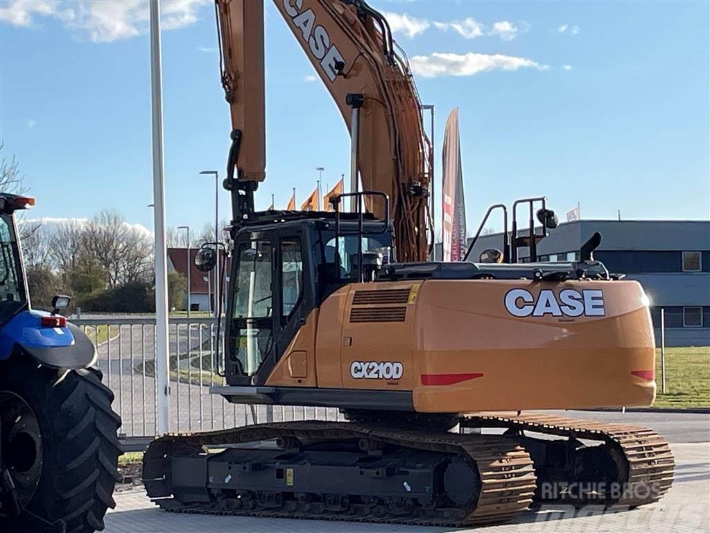 CASE CX 210D LC 800MM