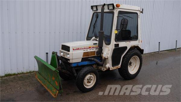 Mitsubishi Tractor 180 : Used mitsubishi mt hd compact tractors price