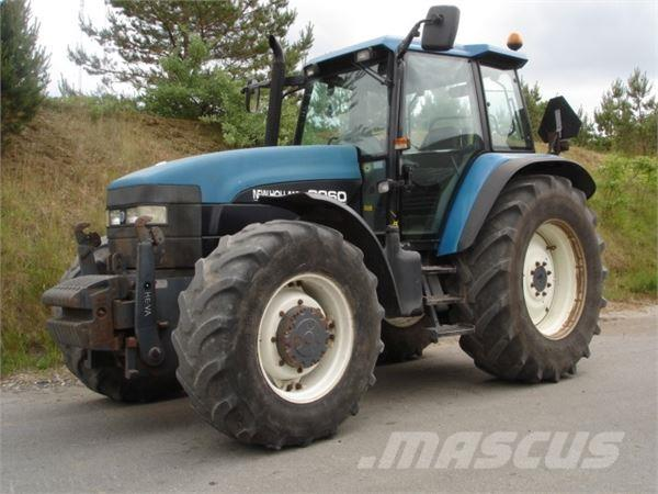 New Holland 8360 DL
