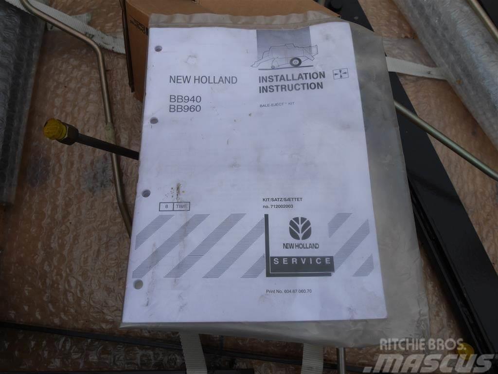 New Holland Balleudtræk
