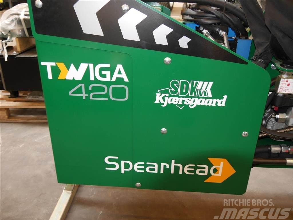 Spearhead Twiga Compact 420