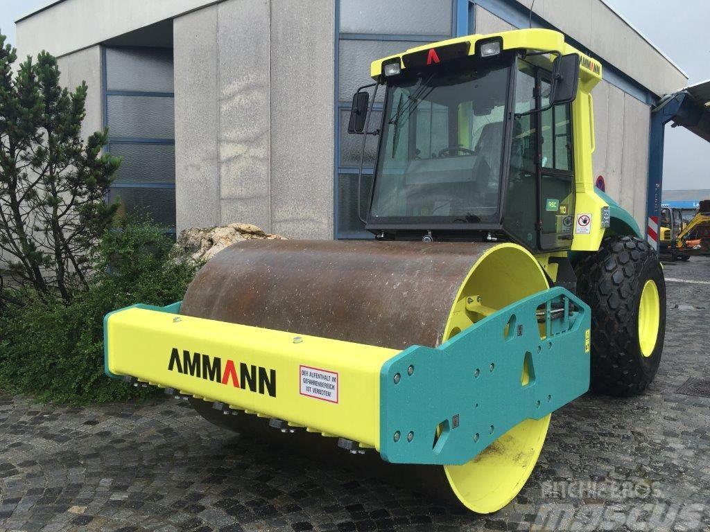 Ammann ASC 110 D , 2016 - Twin drum rollers - Mascus Ireland