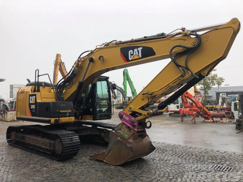 Caterpillar 320 E LRR