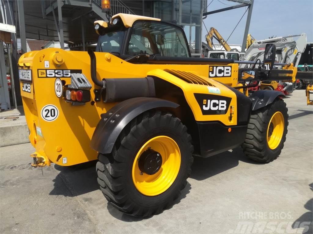 JCB 535-95 Sway