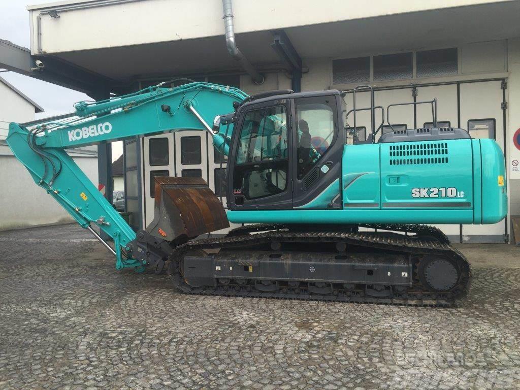 Kobelco SK 210 LC-9
