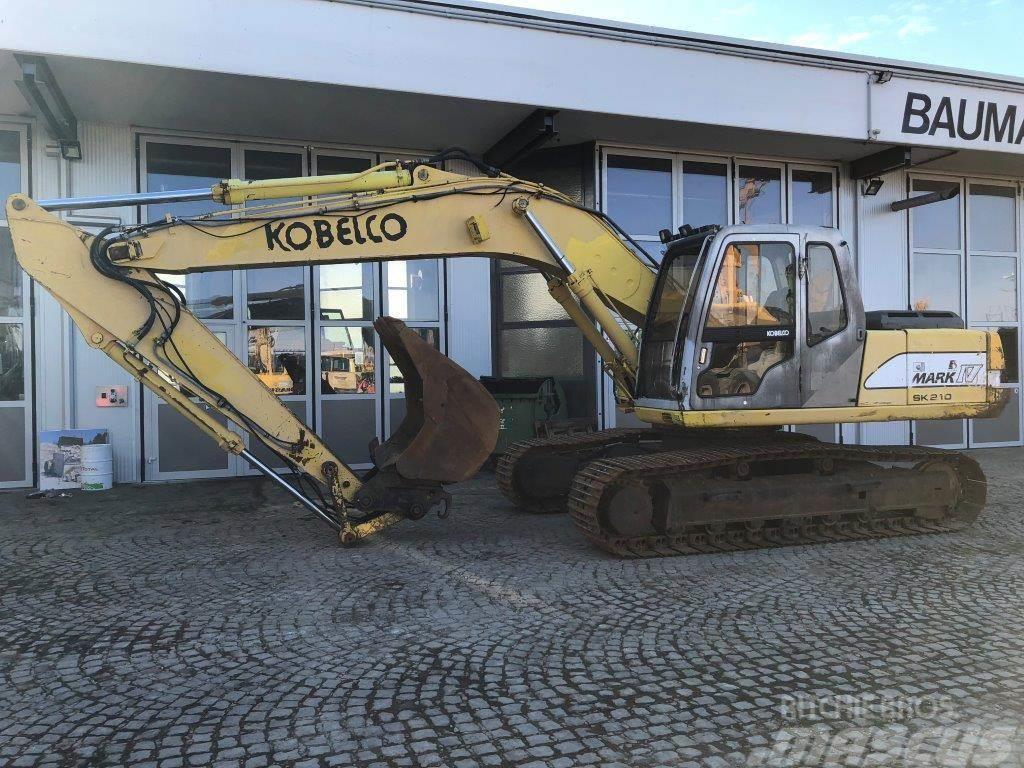 Kobelco SK 210 Mark IV