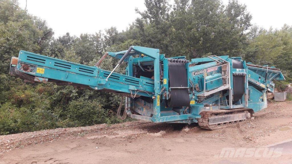 Powerscreen Warrior 1400 Dualpower