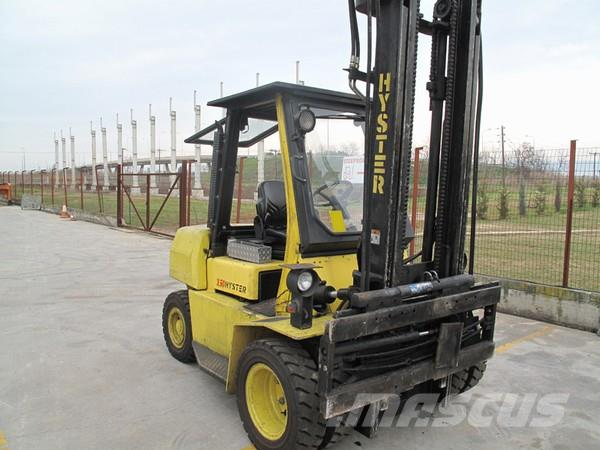 Hyster H3.50 XL