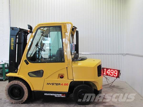 Hyster H4.00 XM