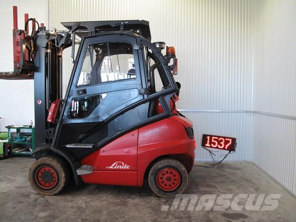 Linde HYSTER H40T