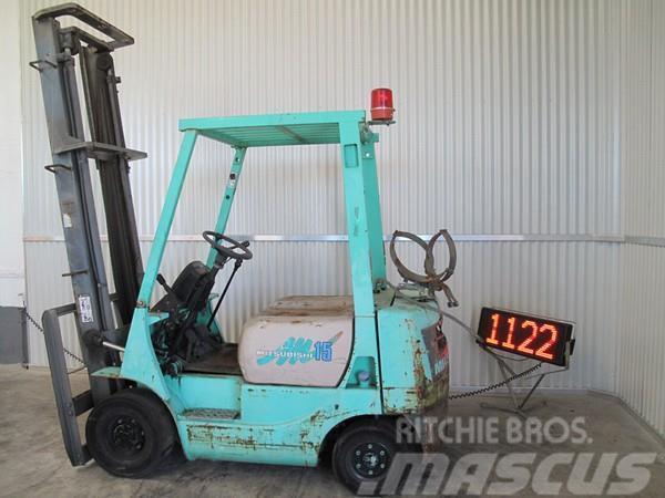 Mitsubishi FG15(F25B)