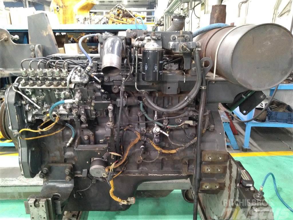 Komatsu PC200-8M0