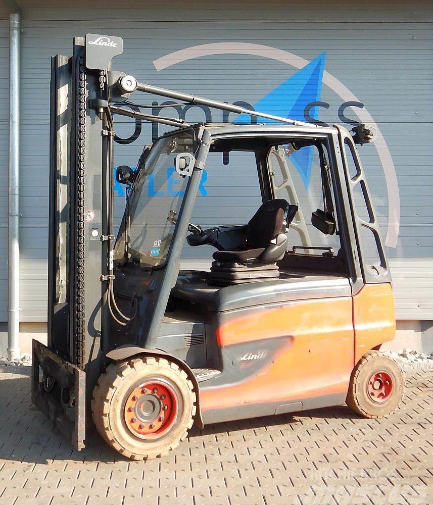 Linde E 40/600HL/388 GZ-Geschraubt