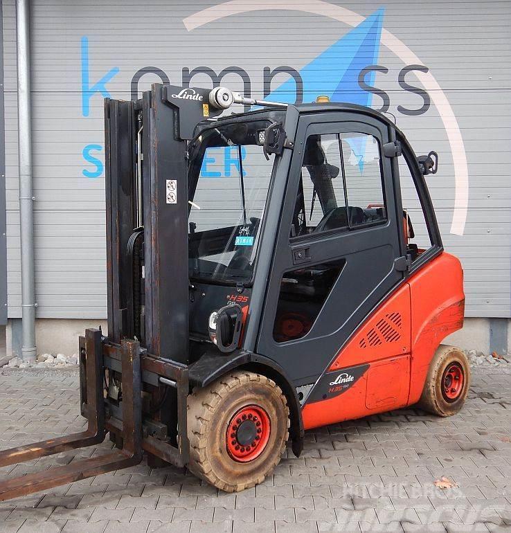 Linde H 35 T/393-02 EVO