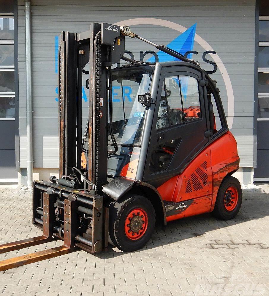 Linde H 40 T/394-02 EVO