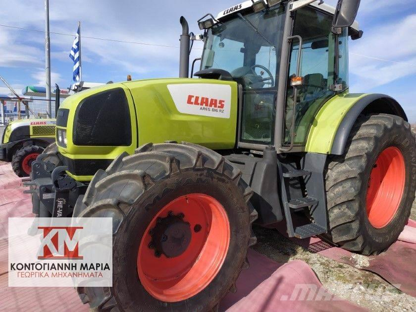 CLAAS ARES 816