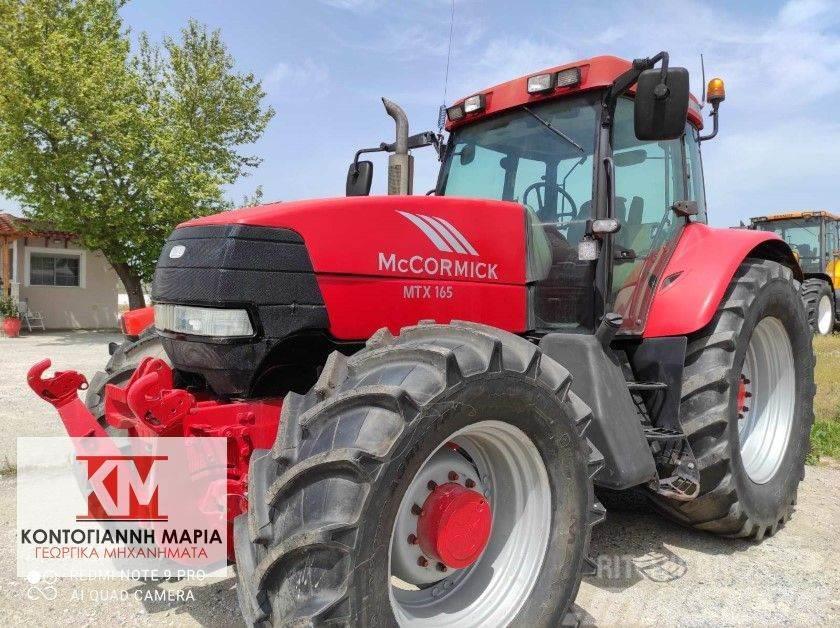 McCormick MTX 165