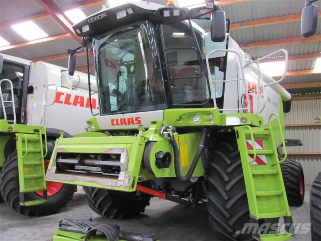 Claas Lexion 600, 2006, Combine harvesters