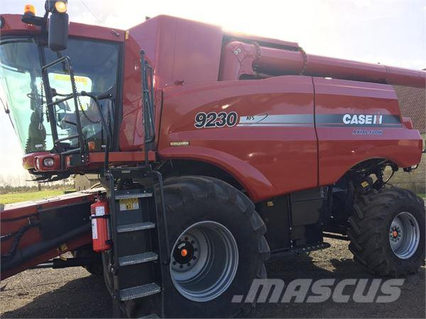 Case IH 9230 AXIALFLOW
