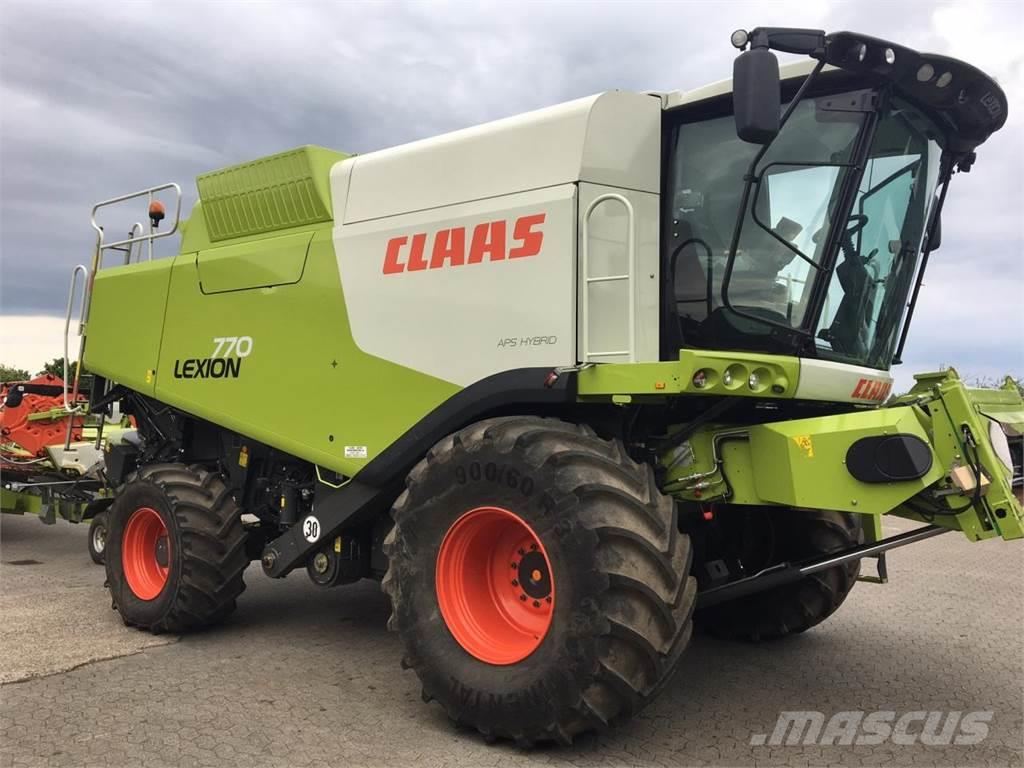 CLAAS Lexion770
