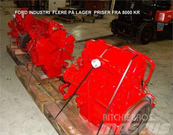 Ford 2711 industri motor