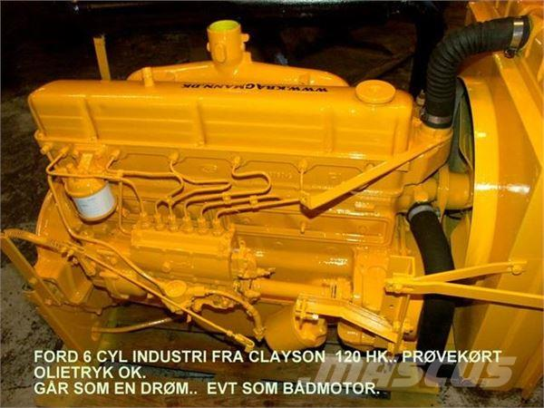 Ford 6 cyl industri motor