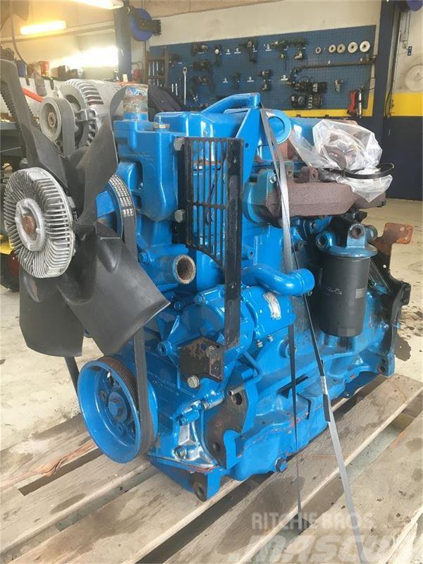 Ford 5640motor